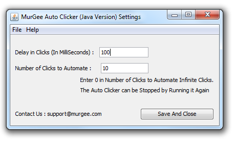 Automate Mouse Clicks on Mac with Auto Clicker